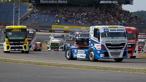Preteky ťahačov na Nürburgringu zrušili