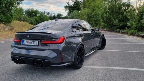 TEST BMW M3 Competition G80 RWD: Supersedan v TOP forme!