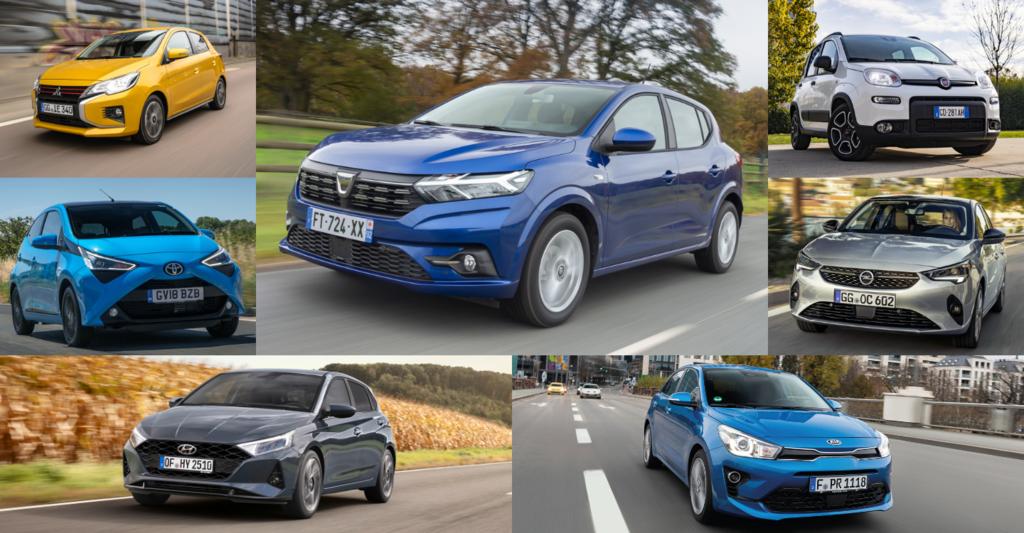 najlacnejsie nove auta 2021 do 11 tisic eur