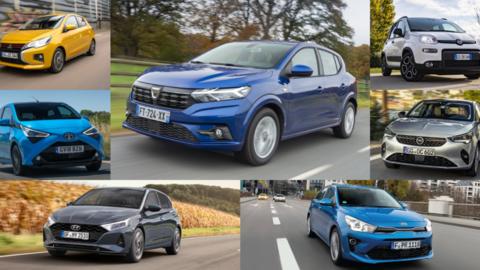 Toto sú najlacnejšie nové autá roka 2021 s cenou do 11 tisíc eur (PREHĽAD)