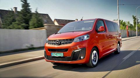 VIDEOTEST Opel Zafira-e Life 75 kWh 2021: Spotreba, dojazd, praktické skúsenosti z pohľadu rodiny