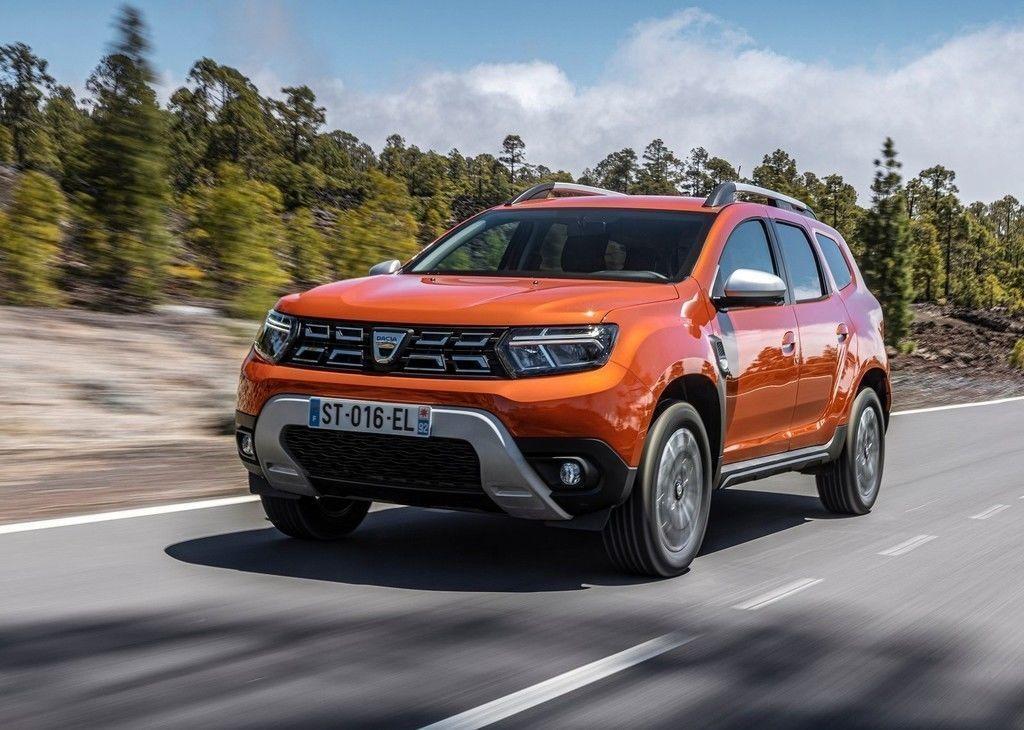 Dacia Duster facelift ceny
