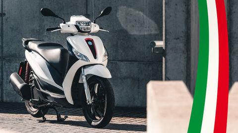 Nová platforma CHCEMTALIANKU.SK pre testovacie jazdy Vespa, Piaggio, Aprilia a Moto Guzzi