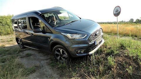 Ford Grand Tourneo Connect Active 1.5 TDCi: Po facelifte so zníženou cenou a mechanickým samosvorom