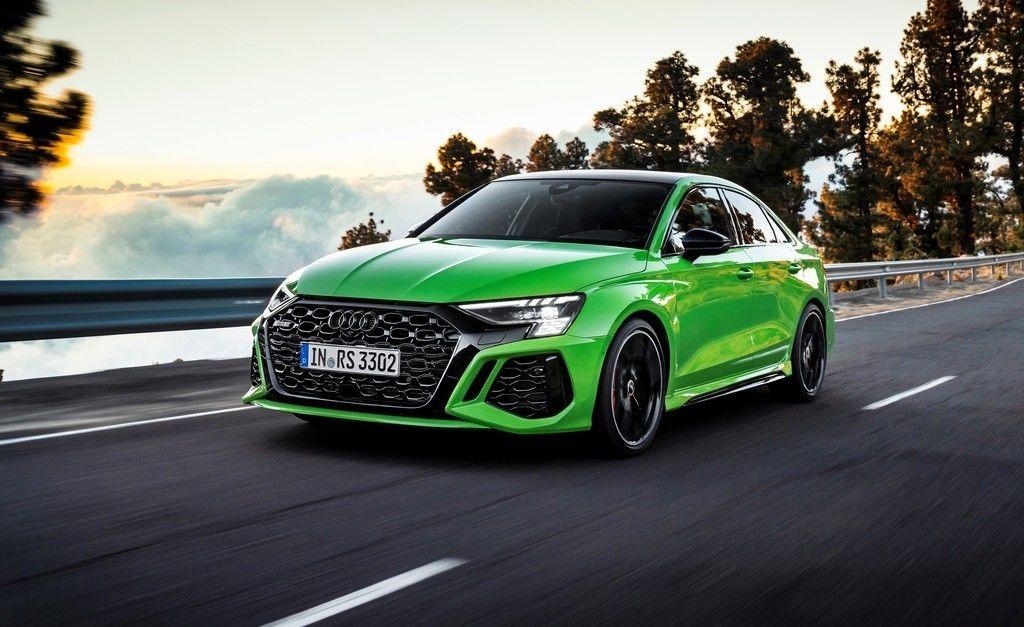 Audi RS 3 je najrýchlejším kompaktom na Nürburgring. A od dnes sa dá objednať. Poznáme prvé ceny