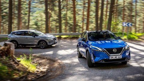 Nissan Qashqai 2021: Vyskúšali sme si dva motory, dve zadné nápravy a novú automatickú prevodovku (VIDEO)