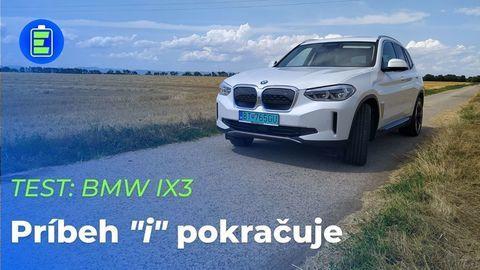 """VIDEOTEST BMW iX3 2021: Príbeh """"i"""" konečne pokračuje"""