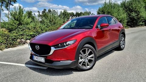TEST Mazda CX-30 e-Skyactiv X 186: Ako funguje vylepšený motor, ktorý mal byť revolúciou?