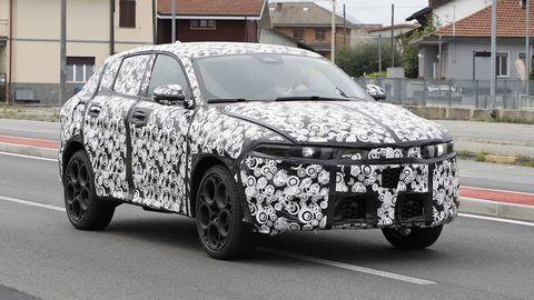 Alfa Romeo Tonale 2022 je vo finálnej fáze vývoja