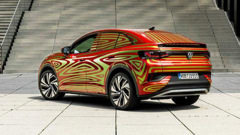 Elektrický VW ID.5 pred premiérou