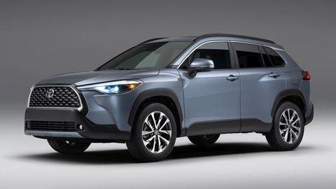 Toyota Corolla Cross debutovala už aj na americkom trhu. A čo Európa?