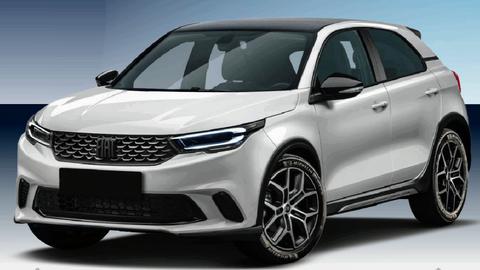 """Fiat chystá nástupcu Punta! Využije """"multienergetickú"""" platformu CMP"""