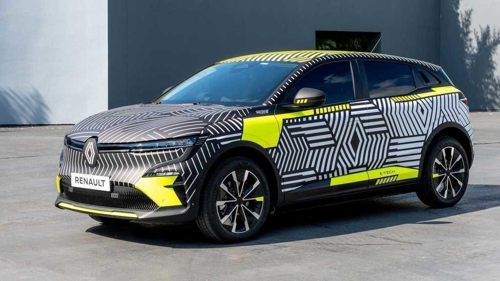 Renault Megane 2022 interier