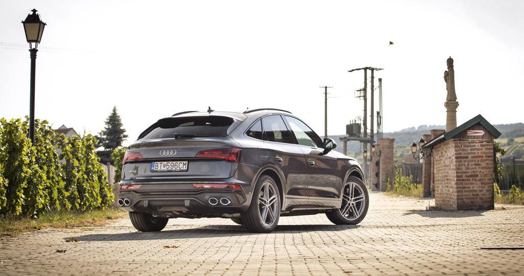 Audi SQ5 2021 test autozurnal