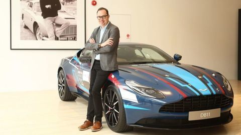 Šéfdizajnér Aston Martin prestupuje do Dacie