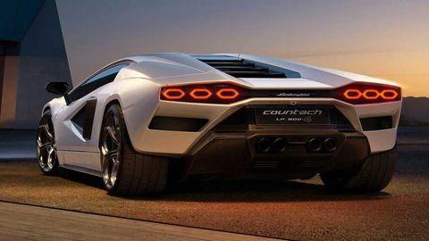 Takto znie nové Lamborghini Countach so 6.5-litrovým V12 motorom! (VIDEO)