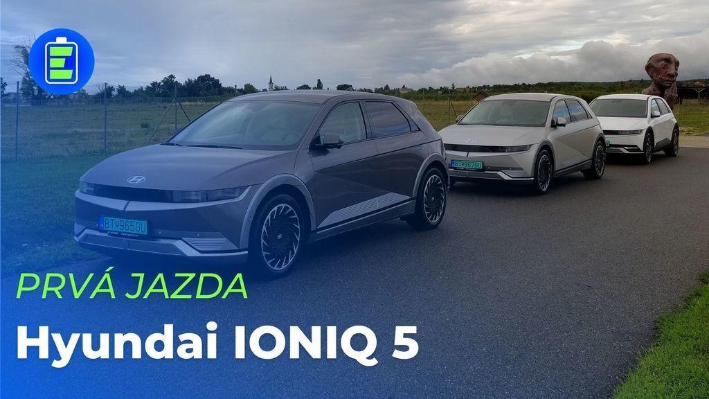 Hyundai ioniq 5 test