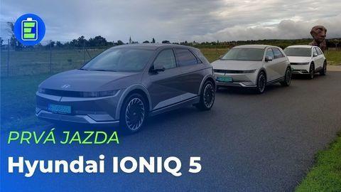 Elektromobil Hyundai IONIQ 5 je na Slovensku. Toto sú prvé dojmy (VIDEO)
