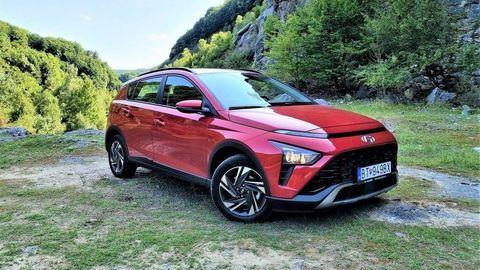 TEST Hyundai Bayon 1.2 MPi: Veľký extrovert triedy so základnou, štvorvalcovou motorizáciou