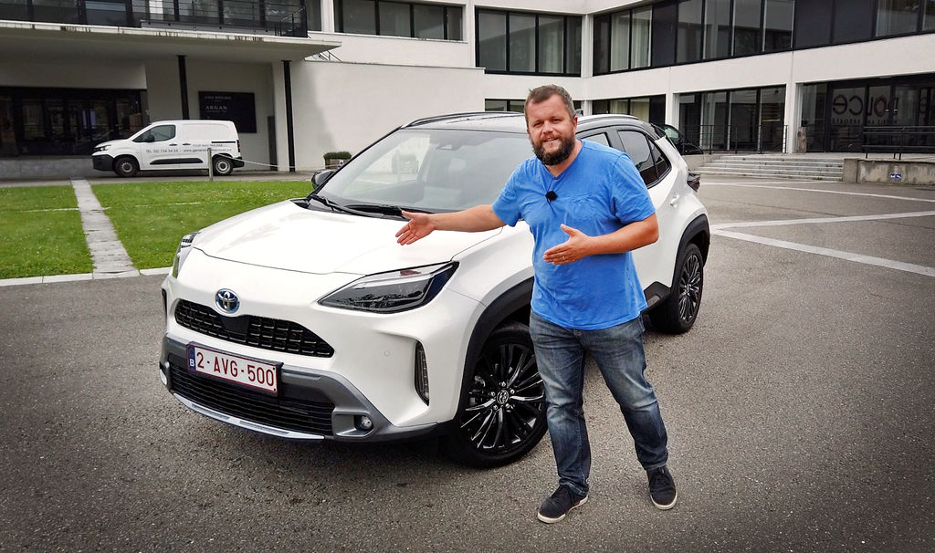 Toyota Yaris Cross test