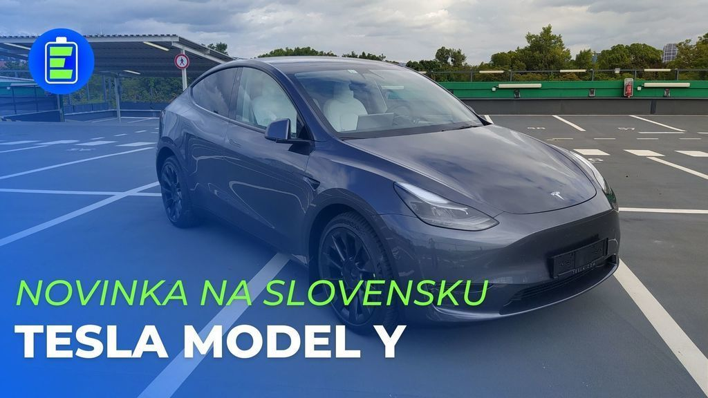 Tesla Model Y test