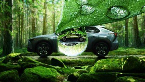 Subaru Solterra príde v roku 2022 a bude dvojičkou Toyoty bZ4x