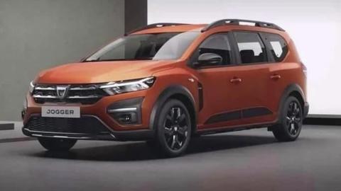 Toto je nová Dacia Jogger. Ukázala sa ešte pred premiérou