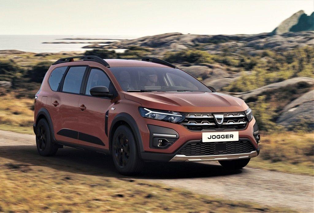 Dacia Jogger 2021 official