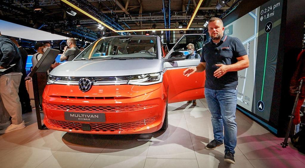 Volkswagen IAA mobility 2021