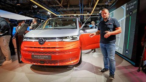 Nový Volkswagen Multivan T7, Jozef Kabaň o budúcnosti dizajnu VW a ID.Life a ID.5 GTX