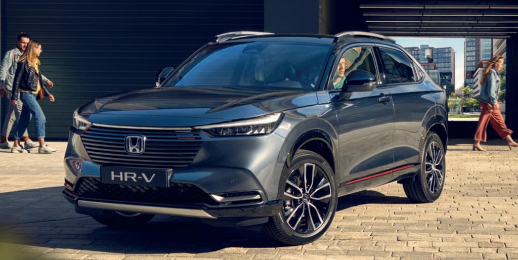 Honda HR-V ceny
