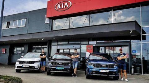 Trojtest všetkých motorizácií KIA Sorento: Ktorý motor by vybrali chlapi z Kia Club Official? (VIDEO)
