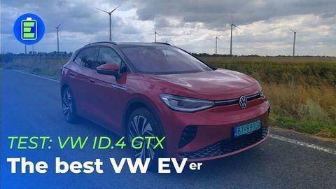 VIDEOTEST Volkswagen ID.4 GTX: Aká je vrcholná verzia s pohonom 4x4 a výkonom 220 kW?