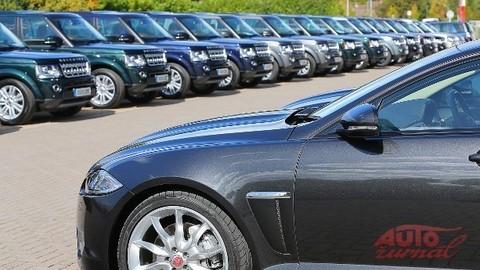 Jaguar Land Rover dopravcom delegátov NATO
