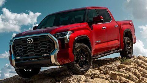 Nová Toyota Tundra 2022 oficiálne
