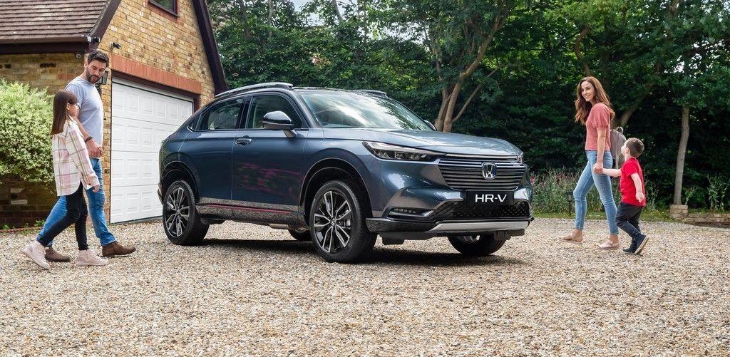 Honda HR-V 2022 podvozok
