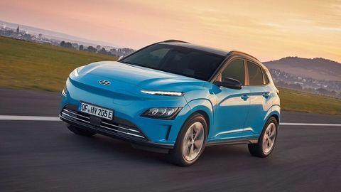 Elektrický Hyundai Kona Electric sa v Európe teší veľkej obľube