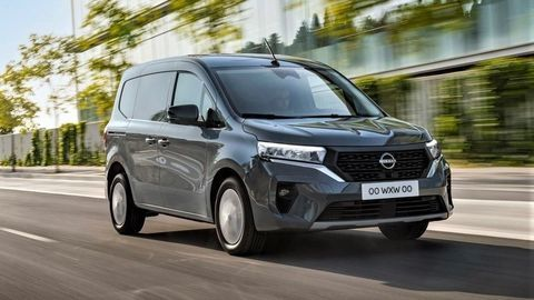 Nissan Townstar 2021 oficiálne: S benzínovým aj elektrickým srdcom