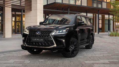 Lexus chystá nový TOP model LX. Maskované prototypy už jazdia