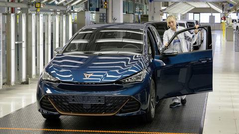 V Zwickau spustili výrobu modelu Cupra Born. Ohlasuje novú éru značky