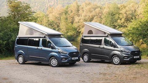 Ford Transit Custom Nugget Plus: Mobilný domov na kolesách príde aj na slovenský trh