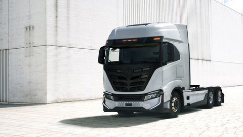 IVECO a Nikola čoskoro spustia výrobu e-truckov