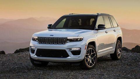 Debutoval najvyspelejší Jeep Grand Cherokee všetkých čias