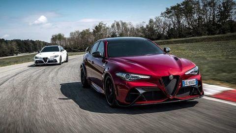 Alfa Romeo Giulia GTA a GTAm: Vypredané! Aj napriek šialenej cenovke..