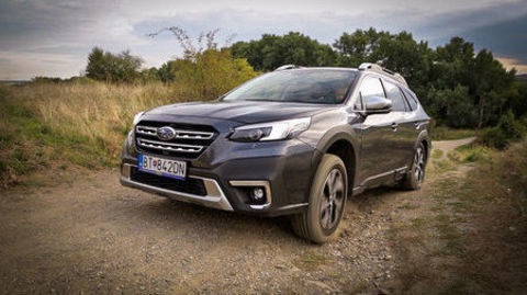 Subaru Outback 2.5i Lineartronic 2021: Najuniverzálnejšie auto vo svojej triede (VIDEOTEST)