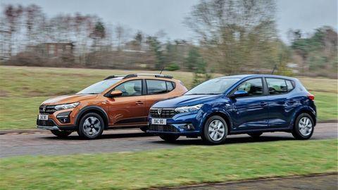 Dacia Sandero naďalej európskou jednotkou