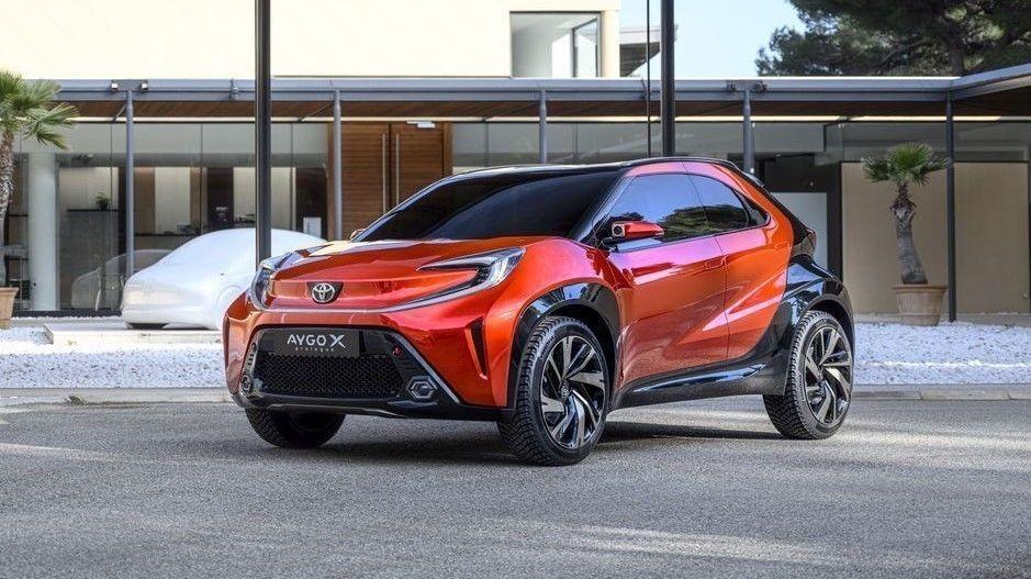 Toyota Aygo X 2021