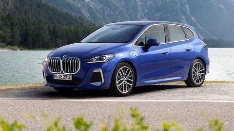 BMW radu 2 Active Tourer oficiálne: Dynamickejší vzhľad, väčšie ľadvinky a nový iDrive