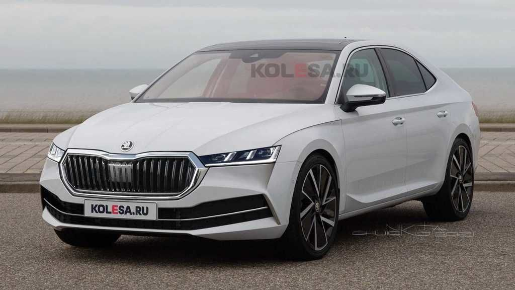 Škoda Superb 2022