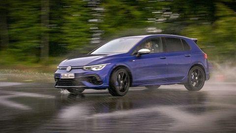 Volkswagen Golf R Variant 2021: Najrýchlejší Golf detailne. Drift mód, zvuk a pretekársky okruh (VIDEO)
